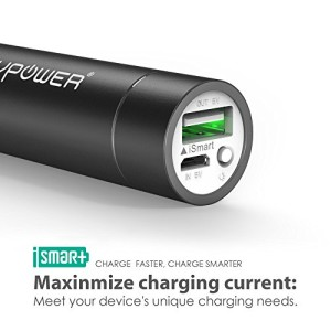 Choosing a Power Bank - RAVPower Luster 3000mAh Mini Portable Charger